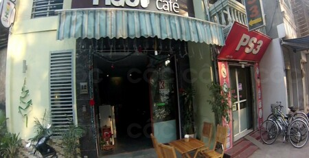 Quán Habi cafe - 12 ngõ 459, Đội Cấn, Q. Ba Đình,