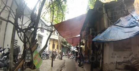 Điểm đỗ xe đạp, xe máy - Ngách 293/18, Tam Trinh,