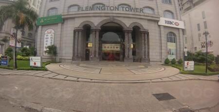 Smiley Coffee - Tầng 1, Flemington Tower, 182, Lê Đại Hành, Q