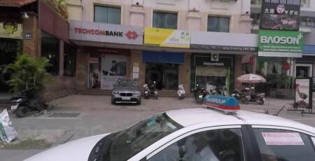 Phòng giao dịch Ngọc Khánh - Ngân hàng Techcombank - 52, Nguyễn Chí Thanh,