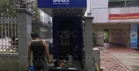 ATM MB - 459, Đội Cấn, P. Vĩnh Phúc, Q. Ba